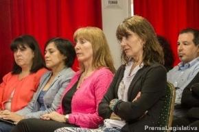 Del Corro resaltó lineamientos de la cartera de Educación en 2014