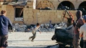 """Descubren la farsa del """"niño héroe"""" de la guerra siria"""