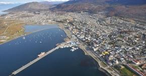 Desde el Gobierno buscan mejorar los servicios del puerto de Ushuaia