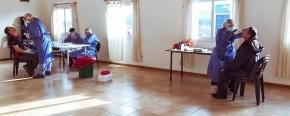 Destacan el cumplimiento de las medidas de aislamiento por parte de los vecinos de Tolhuin