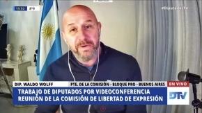 Diputados nacionales se reunieron con periodistas víctimas de persecución y ponderaron la libertad de expresión