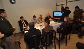 Diversas instituciones se reunieron para coordinar el Operativo Verano 2015-2016