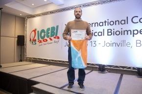 Docente de la UNTDF recibió un reconocimiento internacional