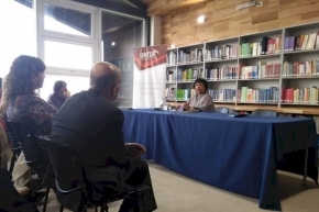 Dora Barrancos capacitó en temática de género a autoridades que se desempeñan en la función pública
