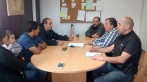 DPOSS: Worman presentó a la Mesa de Trabajo de Andorra los proyectos para el sector