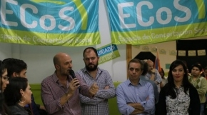 ECoS llamó a la gobernadora Bertone a defender la economía provincial