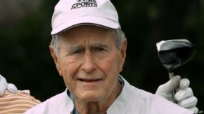 EE.UU.: hospitalizan al expresidente George H.W. Bush