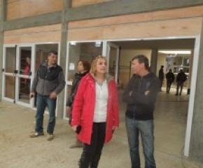 El ciclo lectivo 2013 se iniciará con dos nuevos establecimientos educativos en Chacra XIII