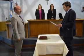 El Doctor Muchnik juró como Presidente del Consejo de la Magistratura