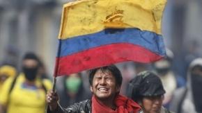 El gobierno ecuatoriano derogó el paquete de ajustes y cesa la violencia tras 12 días de protestas