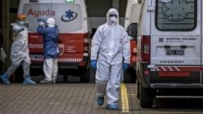 El Gobierno nacional informó más de 33 mil fallecidos por Covid-19