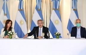 El Gobierno nacional presentó una oferta para renegociar la deuda externa con 62% de quita