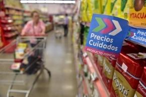 El gobierno nacional relanzó el programa Precios Cuidados con más de 300 productos incluidos en alimentos, limpieza y perfumería