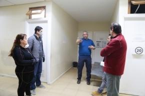El Gobierno provincial analiza la posibilidad de refuncionalizar espacios en el Hospital Regional de Ushuaia