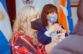 El Gobierno provincial evaluó junto a cámaras sectoriales y funcionarios de la Municipalidad de Ushuaia la situación epidemiológica