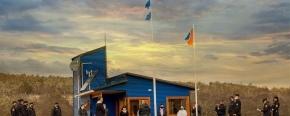 El Gobierno provincial inauguró el nuevo Destacamento Policial de Río Ewan