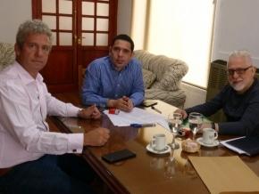 El Gobierno provincial trabaja en la ampliación de la oferta académica y un convenio de colaboración con la UCES