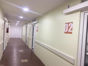 El Hospital Regional de Río Grande ya posee un sector especial para internación de pacientes con Coronavirus