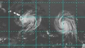 El huracán Iselle se aleja de Hawái, dando paso a Julio