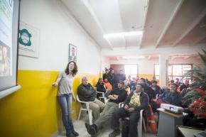 El INTA dicta una capacitación a personal de Parques y Jardines de Ushuaia