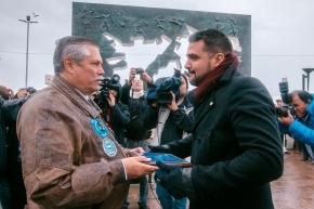 El intendente Vuoto respaldó la decisión de no intercambiar información sobre pesca con Gran Bretaña