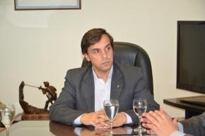 El Jefe de Gabinete destacó la importancia de las diversas obras que se ejecutarán en la provincia