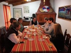 El Ministerio de Ciencia y Tecnología y el Consulado de Chile coordinan Seminario Binacional