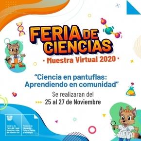 El Ministerio de Educación organiza la Feria de Ciencias y Tecnología