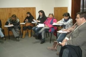 El Ministerio de Educación y la UNTDF concretaron talleres para vincular el sistema educativo al sistema productivo
