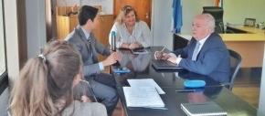 El Ministerio de Producción y Ambiente de la Provincia busca implementar un sistema de créditos para productores y emprendedores