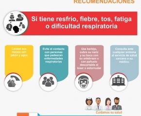 El Ministerio de Salud de la Provincia continúa implementando un protocolo de acción ante la expansión mundial del coronavirus