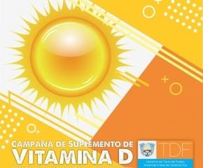 El Ministerio de Salud habilitó la tercera dosis de la campaña de suplemento de Vitamina D