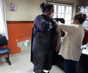 El Ministerio de Salud ya aplicó casi 18 mil dosis de vacuna antigripal en la provincia