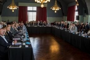 El ministro Ruckauf participó de la primera reunión del Consejo Federal de Salud