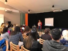 El Municipio de Río Grande acompañó el Primer Encuentro Provincial de Familias Diversas impulsado por la organización 'De igual a igual'