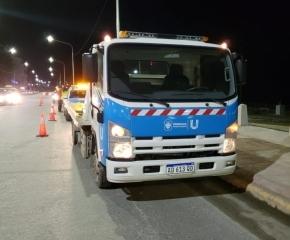 El Municipio de Ushuaia incautó 16 vehículos y rtegistró 12 alcoholemias positivas el último fin de semana