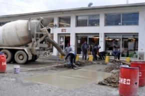 El Municipio intensifica el plan de bacheo aprovechando la merma en el tránsito vehicular