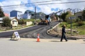 El Municipio programa con los vecinos pavimentación de distintos barrios de la ciudad
