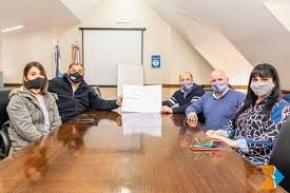 El Parlamento declaró de interés la labor de Herederos de la causa Malvinas
