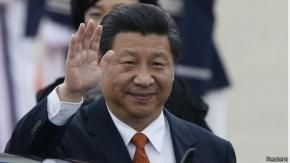 El presidente de China, Xi Jinping, visita Corea del Sur