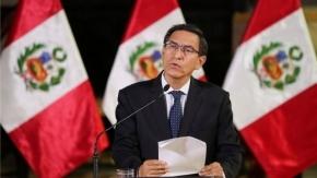 El presidente peruano disolvió el Congreso y llamó a elegir nuevos parlamentarios que respondan favorablemente a sus iniciativas