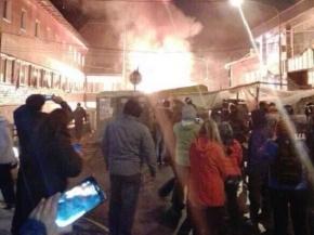 """El PSP pide """"no acostumbrarse a la violencia"""""""
