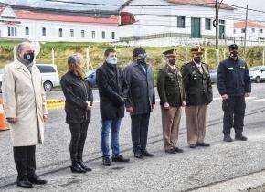 El Superior Tribunal de Justicia participó en el acto de homenaje a los 44 Tripulantes del Submarino ARA San Juan