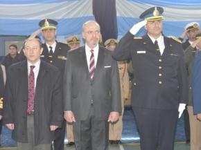 El Superior Tribunal participó de ceremonia por nuevo Aniversario de la Policía Federal argentina