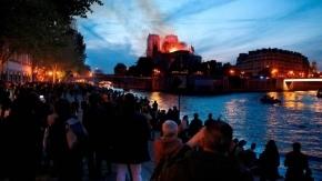 """""""El tesoro de la catedral de Notre Dame está intacto"""", aseguran medios franceses"""