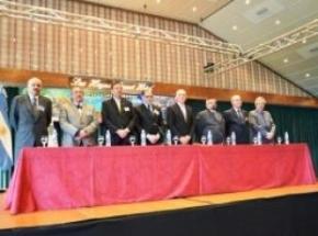 El Vicegobernador Crocianelli encabezó la apertura de la LII Asamblea Anual Ordinaria del Consejo Vial Federal