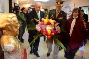El Vicegobernador Crocianelli participó del homenaje al General Martín Miguel de Güemes
