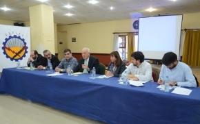 El Vicegobernador encabezó la apertura de jornadas sobre consumos problemáticos de drogas