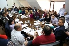 Empresa provincial de energía: Sciurano concurrió al debate legislativo
