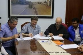 Entró en vigencia el aumento salarial firmado por la Municipalidad de Río Grande y los sindicatos
